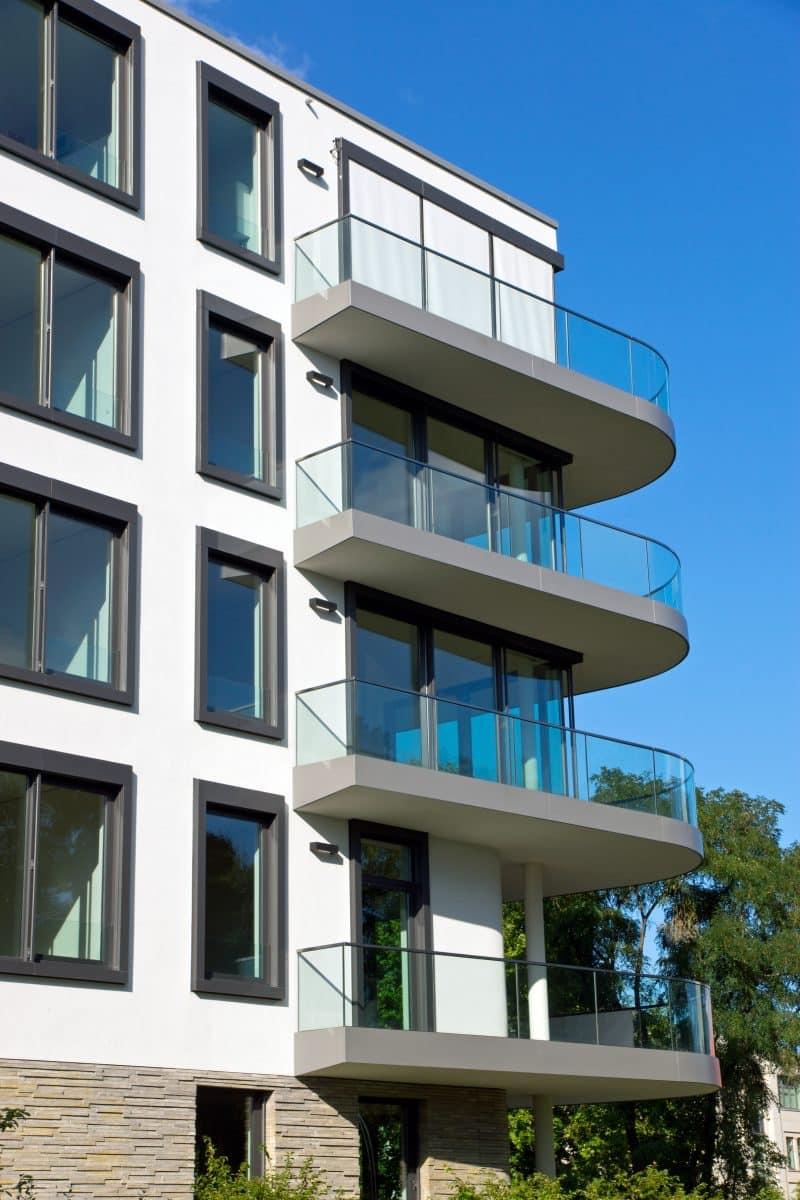 Apartement Balkone